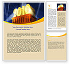 Holiday/Special Occasion: 2010 yr Word Template #06906