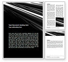 Abstract/Textures: Black Steel Word Template #06907