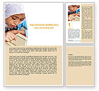 Education & Training: Women's Education In Maghreb Word Template #06922
