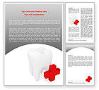 Medical: Stomatology Emergency Help Word Template #06958
