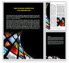 Careers/Industry: Image Store Word Template #07060
