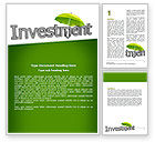 Careers/Industry: Modello Word - Investimento #07084