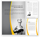 Careers/Industry: Art Of Photography Word Template #07143