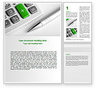 Financial/Accounting: Accountant Tools Word Template #07305