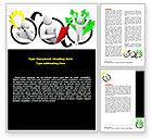 Education & Training: Idea Implementation Plan Word Template #07375