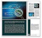Legal: Crime Scene Investigation Word Template #07467