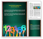 Education & Training: Giving Points Word Template #07577