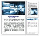 Careers/Industry: Multi Screen Word Template #07932