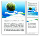 Nature & Environment: Tree Protection Word Template #07951