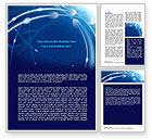 Abstract/Textures: Orbital Word Template #07993