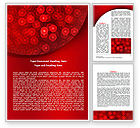 Medical: Modèle Word de cellules d'oeufs #07996