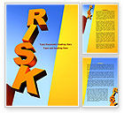 Consulting: Risk Word Template #08083