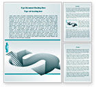 Financial/Accounting: Financial Debt Word Template #08258