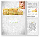 Financial/Accounting: Money Saving Word Template #08362