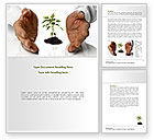 Nature & Environment: Future Planning Word Template #08367