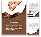 Business Concepts: Seed Word Template #08392