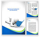 Education & Training: Reader Word Template #08476