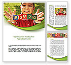 Education & Training: Commitment To Studying Word Template #08512