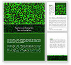 Medical: Chlorophylls Word Template #08523