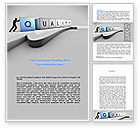 Consulting: Quality Control Word Template #08537