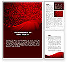 Abstract/Textures: Arabesque Word Template #08551