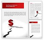 Financial/Accounting: Financial Gap Word Template #08558