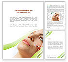 Careers/Industry: Botox Therapy Word Template #08701