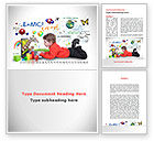 Education & Training: Natural Sciences Education Word Template #08792