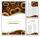 Medical: Cell Meiosis Word Template #08793