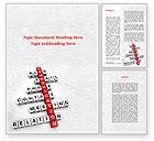 Careers/Industry: Modern Communication Crossword Word Template #08992