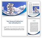 Education & Training: Encyclopedia Word Template #09010