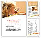 Medical: Respiratory Disease Word Template #09026