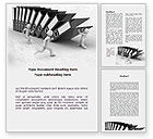 Business Concepts: Record Keeping Management Word Template #09049