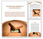 Financial/Accounting: Hoard Word Template #09054