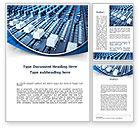 Art & Entertainment: 워드 템플릿 - 오디오 믹싱 콘솔 #09138