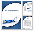 Consulting: Stress Treatment Word Template #09313