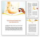 Medical: Liposuction Word Template #09332