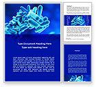 Technology, Science & Computers: Legionella Pneumophila Word Template #09344