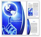 Global: Templat Word Dunia Di Ujung Jari #09397