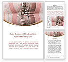 Business Concepts: Fat Belly Word Template #09467