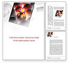 Nature & Environment: Photography Word Template #09545