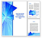 Abstract/Textures: Magic Flight Word Template #09602