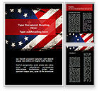 America: Betsy Ross Flag The First American Flag Word Template #09731