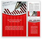 Financial/Accounting: Trend Analysis Word Template #09773
