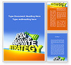 Consulting: Ingredients of Successful Business Word Template #09788