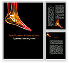 Medical: Ankle Radiography Word Template #09925