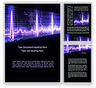 Medical: Analysis Of Oscilloscope Traces Word Template #09943