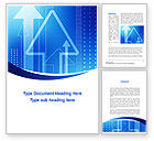 Business: Direction of Future Development Word Template #09991