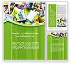 Flags/International: Modello Word - Raccolta di foto estate #10034