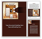 Construction: Plan Of Bathroom Word Template #10038
